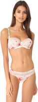 Calvin Klein Underwear Hint Balconette Unlined Bra