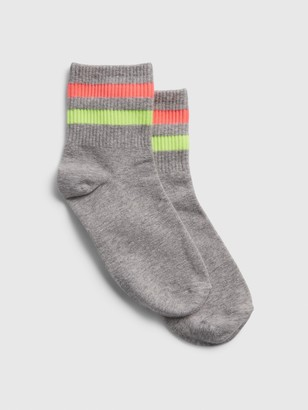 Gap Quarter Crew Socks
