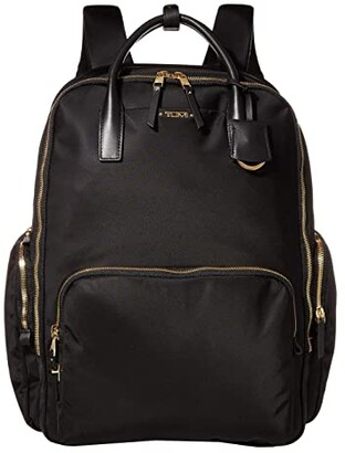 Tumi Voyageur Uma Backpack (Black) Backpack Bags