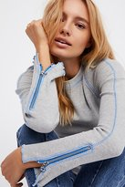 Free People Zip It Cuff Thermal