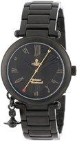 Vivienne Westwood Women's VV006BK Orb Black Watch