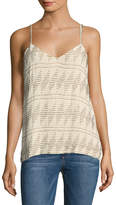 Haute Hippie Women's Lets Live for Today Cami Blouse