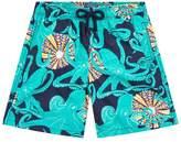 Vilebrequin Octopus Print Shorts