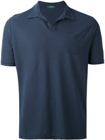 Zanone classic polo shirt - men - Cotton - 52