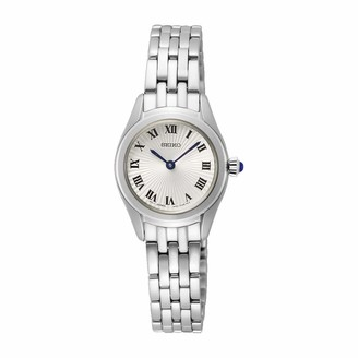 Seiko Women's Analogue Japanese Quartz Movement Watch with Stainless Steel Strap SWR037P1