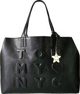 Tommy Hilfiger Th Logo Tote