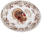 Plymouth Turkey Platter