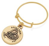 Alex and Ani Love Expandable Wire Ring
