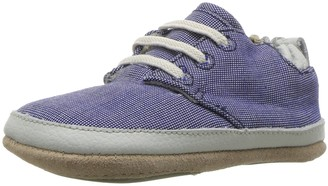 Robeez Boys' Steven Low Top Crib Shoe