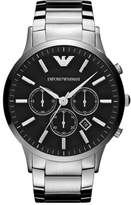 Emporio Armani Large Round Chronograph Watch, 46mm