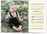 Minted For You Thanksgiving Cards