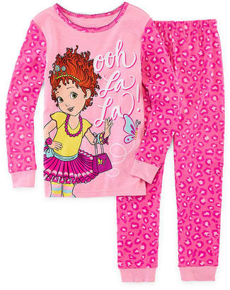 Disney 2-pc. Fancy Nancy Pajama Set Girls