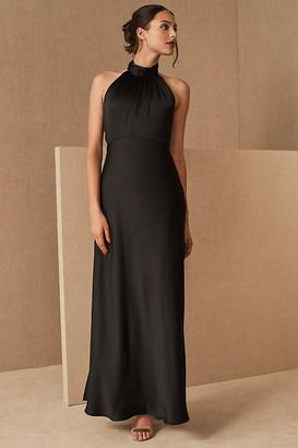 BHLDN Cortland Dress By in Black Size 0