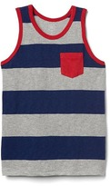 Gap Graphic slub tank