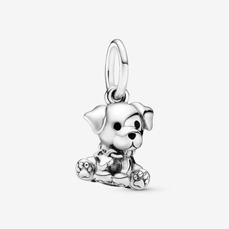 Pandora Labrador Puppy Dog Dangle Charm