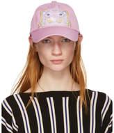 Kenzo Pink Tiger Cap