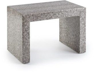 Square Feathers Adler End Table
