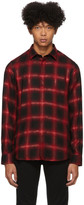 Diesel Black and Red Marlene-C Shirt