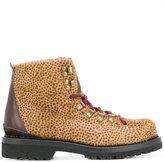 Buttero leopard print boots