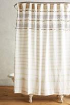 Anthropologie Atessa Shower Curtain