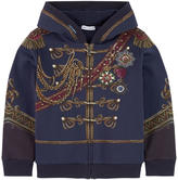 Dolce & Gabbana Full zip hoodie