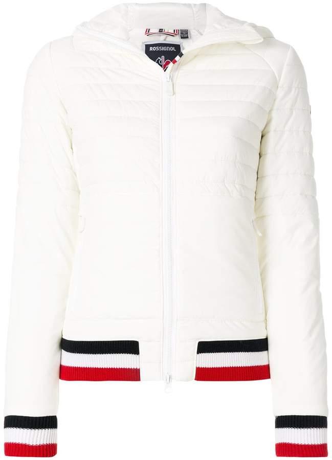 Rossignol Cyrus Evo hooded padded jacket