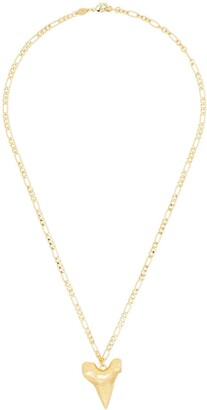 Anni Lu Protect Me 18kt gold-plated necklace