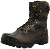 Stanley Men's Assure 8 Inch Steel Toe Work Boot