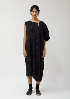 Comme des Garcons Cotton Polyester Double Cloth Dress