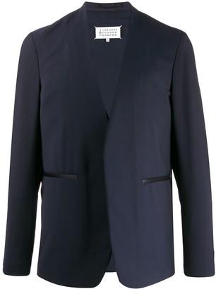 Maison Margiela collarless jacket