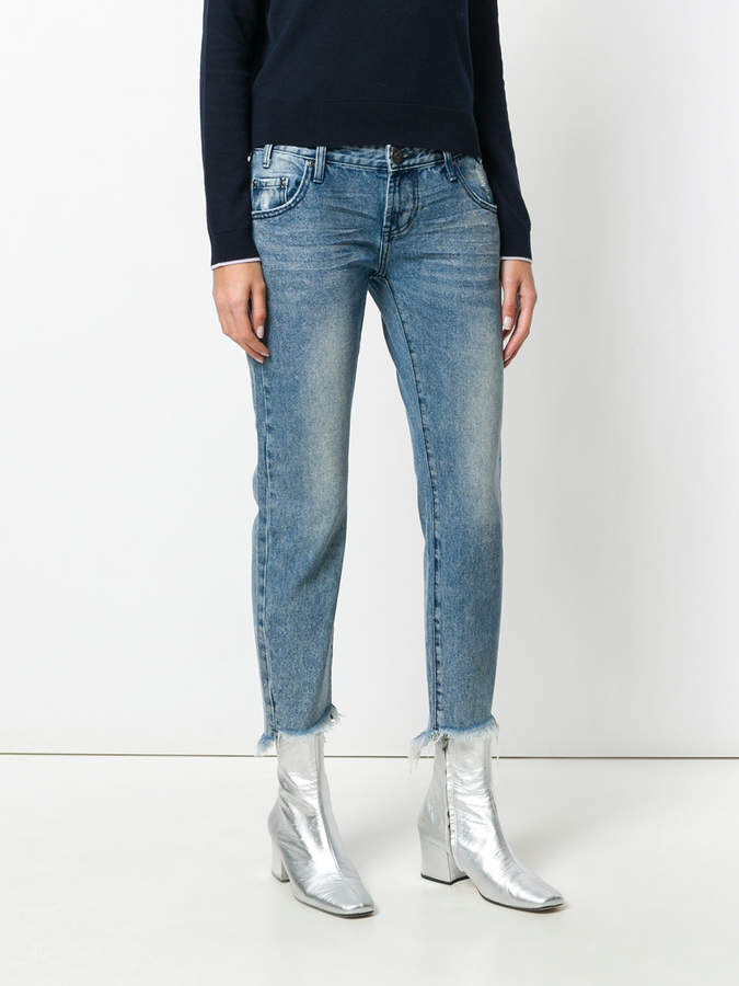 One Teaspoon stonewashed jeans