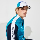 Lacoste Mens SPORT Stand-up Neck Colorblock Tracksuit