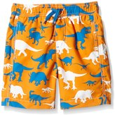 Hatley Little Boys Wild Dinos Swim Trunks