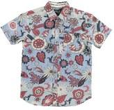 O'Neill Boy's 'Hubbard' Short Sleeve Woven Shirt