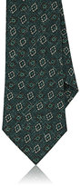 Isaia MEN'S MEDALLION-PATTERN NECKTIE