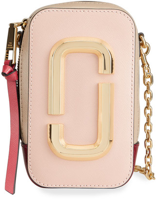 Marc Jacobs Hot Shot Mini Leather Crossbody Bag