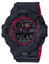 G-Shock Buckled Strap Watch