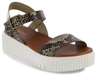 Mia Leanna Platform Sandal
