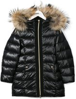 Herno Kids - padded coat - kids - Cotton/Feather Down/Polyamide/Polyimide - 4 yrs