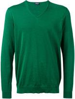 Drumohr V-neck jumper - men - Cotton - 50