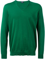 Drumohr V-neck jumper - men - Cotton - 54