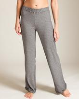 Cotton Jersey Stripe Long Pant