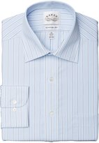 Eagle Men's Regular Fit Non Iron Ground Stripe, 17 36/37