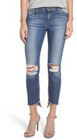 Joe's Jeans Women's 'Collector's - Blondie' Destroyed Ankle Skinny Jeans
