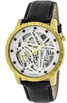 Reign Xavier Collection REIRN3903 Men's Gold Stainless Steel Automatic Watch