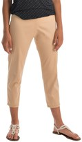 Pendleton Trudy Capris - Stretch Sateen (For Women)