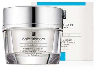 Able Skincare Fibroblast Collagen Full Neck & Chin Therapy 50ml
