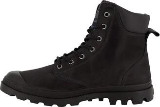 Palladium Unisex Adults Pampa Cuff Wp Lux Classic Boots