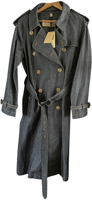 Burberry Anthracite Denim - Jeans Trench coats