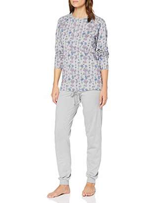 Seidensticker Women's Anzug Lang Pyjama Sets,(Size: 044)